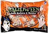 Halloween Candy Bracelets & Watches 10.16oz Bag Approx 24pc