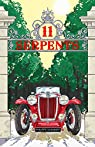 11 serpents par Saimbert