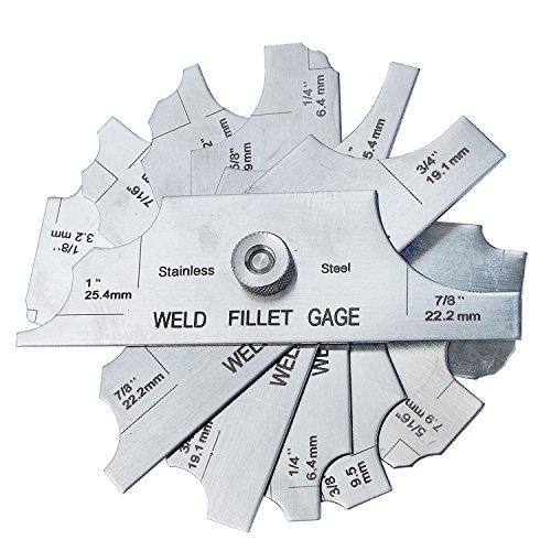 (HFS (Tm) MG-11 CAM TYPE WELD GAUGE 1/8