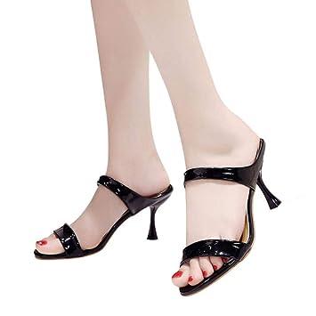 Primavera Zapatos Tacón Sonnena De Verano Mujer XuwOPkZTi