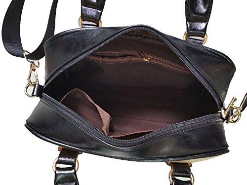 Casual Backpack Custom College Travel InterestPrint School Bag Black Daypack Fantasy q1EvSwt