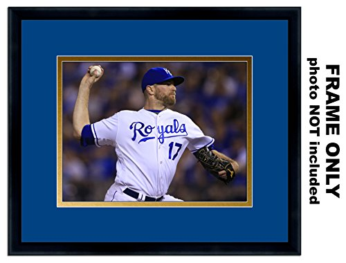 8x10 Photo Frame - with Kansas City Royals Colors Double -