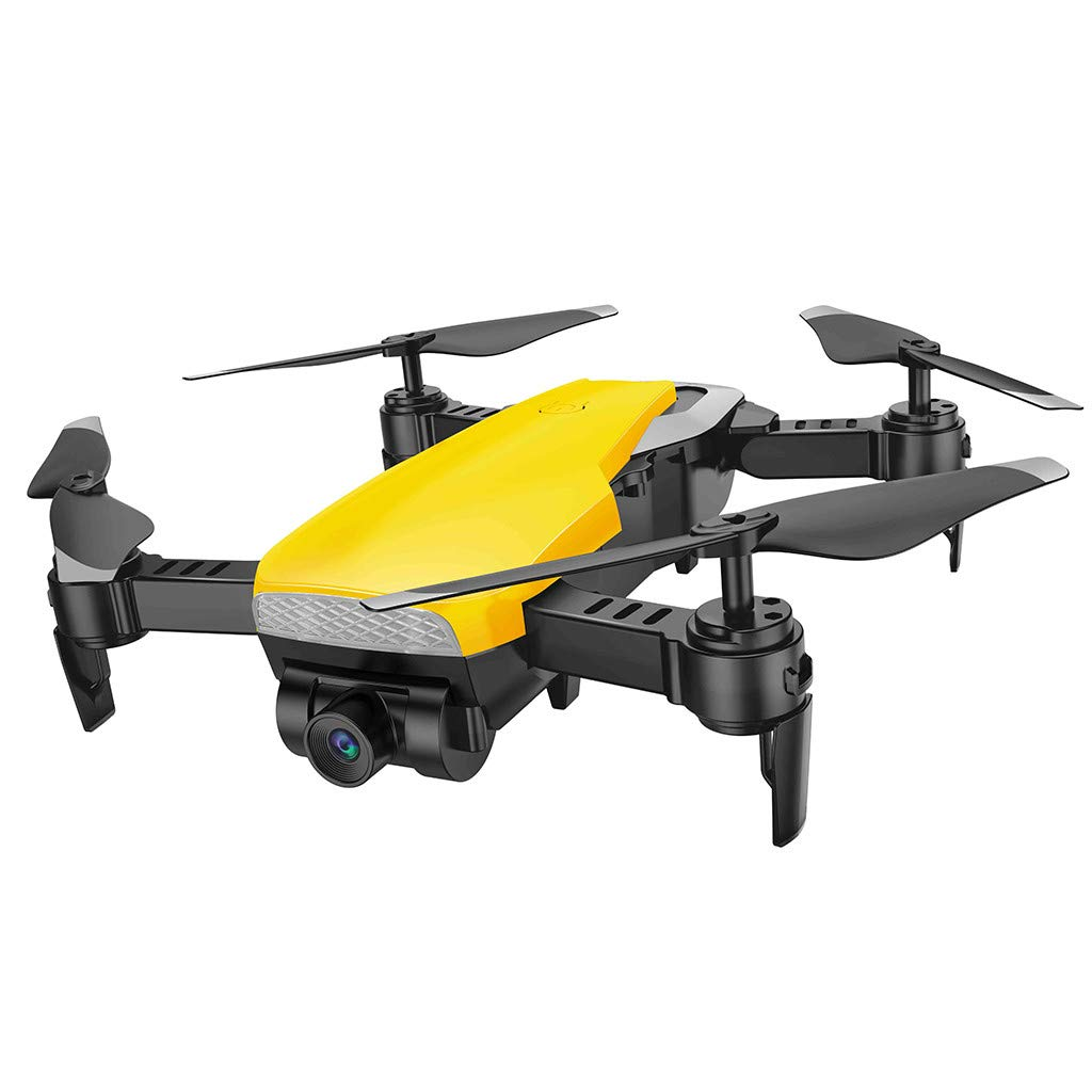 X41WF - FPV RC Drone with 720P HD Wi-Fi Camera Live Video 2.4GHz 4-Axis Gyro Quadcopter for Kids & Beginners - Altitude Hold, One Key Start, Foldable Arms,with Battery
