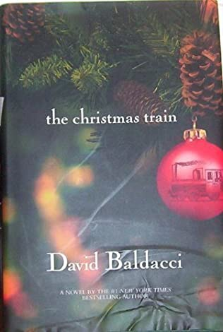 book cover of The Christmas Train