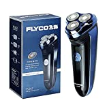 New Rotary 3D Rechargeable Washable Men's Cordless Electric Shaver Razor Deluxe For Sale