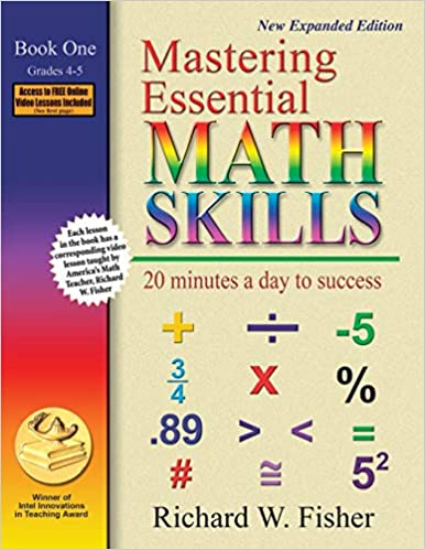 Book 1 20 Minutes a Day to Success Grades 4-5 Mastering Essential Math Skills