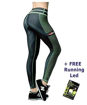 Amazon.com: JCROSS - Mallas de compresión para yoga ...