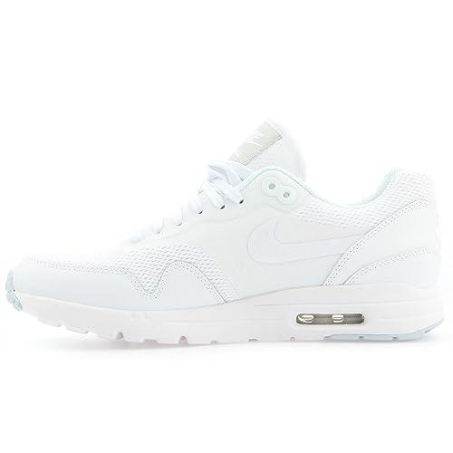 outlet store 8bf4b 8ef9a Nike W Air Max 1 Ultra Essentials, da Donna Formazione Scarpe da Corsa,  Bianco (Blanco (White White-Pure Platinum)), 35.5 EU  Amazon.it  Scarpe e  borse