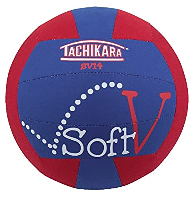 Tachikara Soft-V Fabric Volleyball from Tachikara