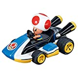 Carrera Go!!! - 20064036 - Voiture De Circuit - Nintendo Mario Kart 8 - Toad