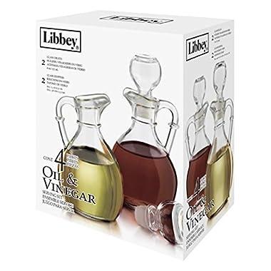 Libbey Oil and Vinegar Serving Set