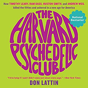 The Harvard Psychedelic Club Audiobook
