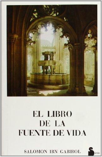 Loutvibeme El Libro De La Fuente De La Vida Descargar Pdf Ibn Gabirol