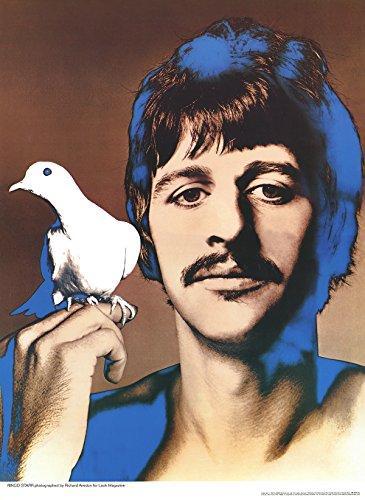 Richard Avedon-Ringo Starr-1967 Poster