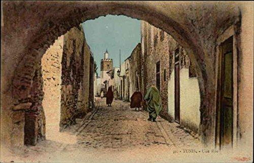 Tunis Rue - 1