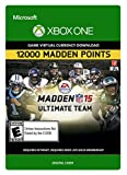 Madden NFL 15: 12,000 Points - Xbox One Digital Code
