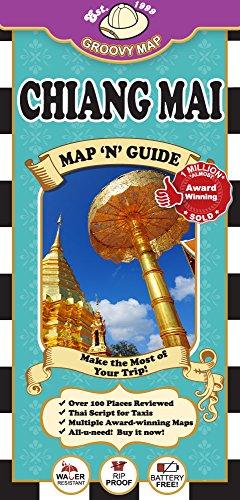 Groovy Chiang Mai 2016 (Chiang Mai Map)