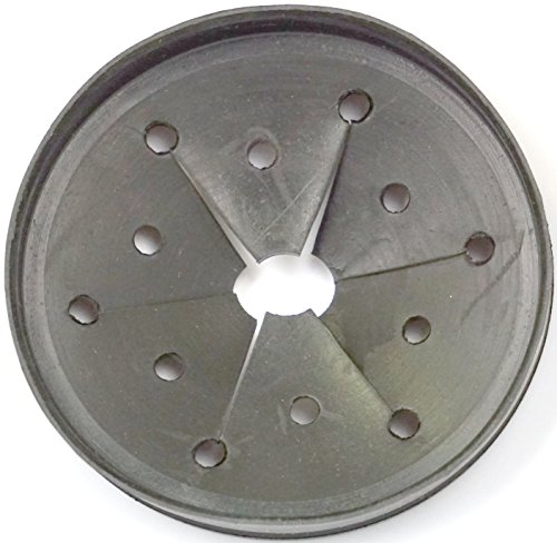 LASCO 39-9015 Replacement Rubber Snap on Splashguard for InSinkErator Garbage Disposal by LASCO