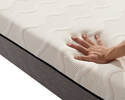 NOFFA 8-inch Memory Foam Mattress Relieve Body Pressure Comfortable Bed Mattress (Queen Size) by NOFFA (Image #4)