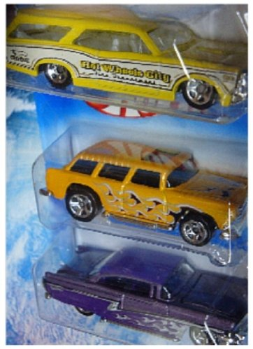 Hot Wheels Detailed Diecast 1965 Ford Mustang Set: Classics