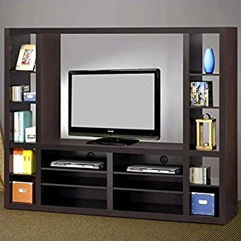 Sauder Beginnings Tv Stand Black