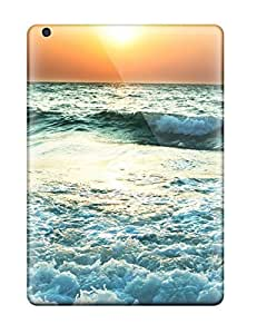 Durable Protector Case Cover With Sunset Near Sea Hot Design For Ipad Air