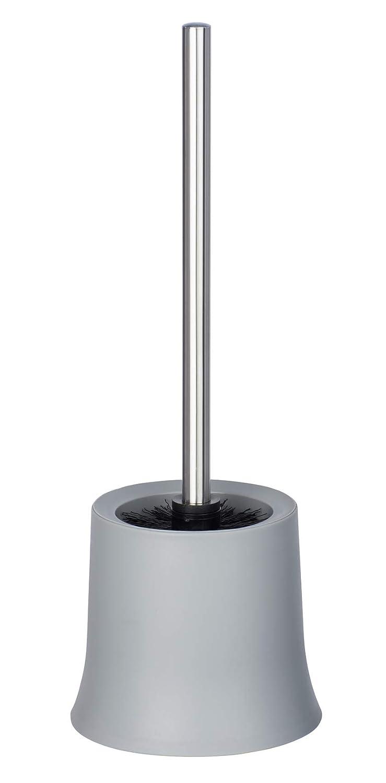 WENKO 23181100 Toilet Brush Basic 5.5 x 15.0 x 5.5 inch Gray