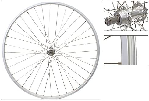 27 x 1-1//4 REAR Bike 5 Speed Freewheel Cycle Wheel