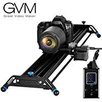 GVM Camera Slider 48'' Electronic Motorized Time Lapse...