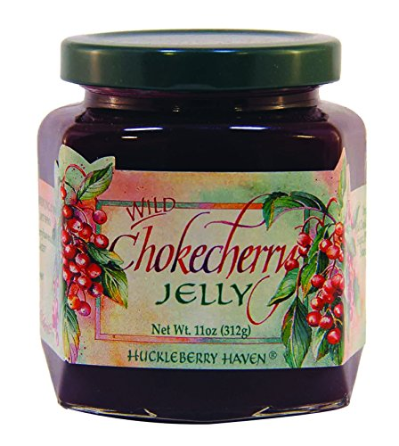 Wild Chokecherry Jelly, 11oz