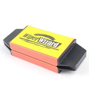 Cepillo de Limpieza de Limpiaparabrisas Car Van Wizard Wiper Tool Limpiador de Limpiaparabrisas Limpiador de Limpiaparabrisas de Carro Herramientas de ...