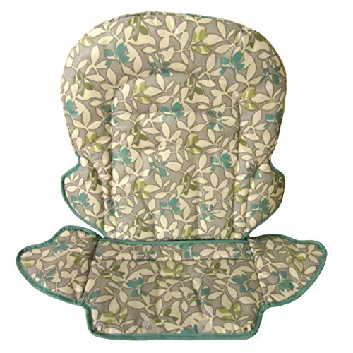 Graco Replacement Covers (Replacement Seat Pad / Cushion Cover for Graco Slim Snacker Harvest High Chair)