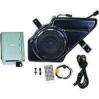 Kicker PCRU11 Chevy Cruze 2011-Up Factory Stereo Powered Sub Box & 4Ch 200W Amp