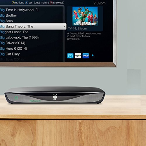 TiVo Roamio OTA 1 TB DVR - With No Monthly Service Fees - Digital Video Recorder and Streaming Media Player by TiVo (Image #2)