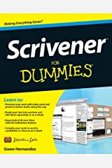 Scrivener For Dummies Kindle Edition