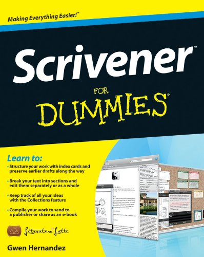 Scrivener For Dummies  English Edition
