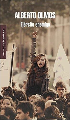 Ejercito Enemigo (Literatura Random House): Amazon.es: Olmos ...