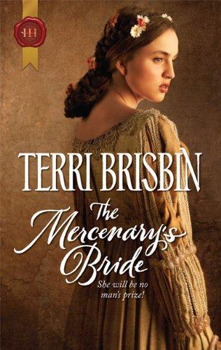 book cover of The Mercenary\'s Bride