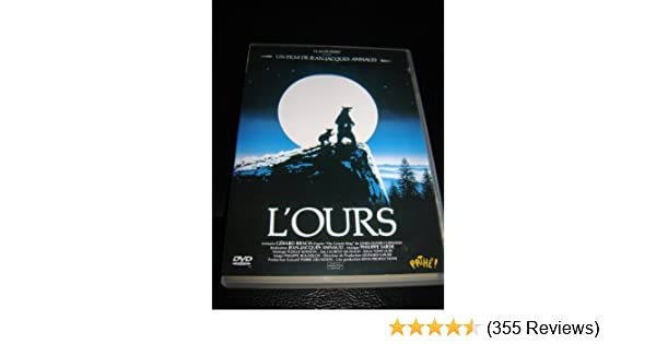 Amazon.com: The Bear (1988) / LOURS: Tcheky Karyo, Jack Wallace, Bart the Bear, Jean-Jacques Annaud: Movies & TV