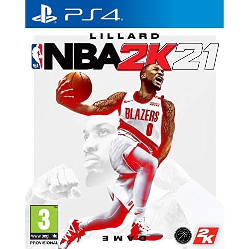 chollos oferta descuentos barato NBA 2k21 Playstation 4 Edición Exclusiva Amazon