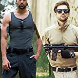 3 Pack Tactical Belt,Military Quick Release