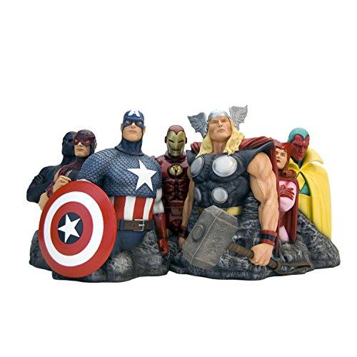(Factory Entertainment Alex Ross Marvel Comics Avengers Assemble Fine Art Sculpture)