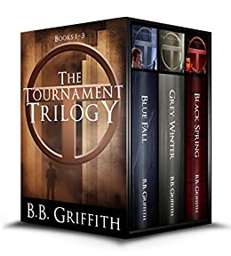 The Tournament Trilogy by [Griffith, B. B.]