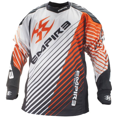 FT Paintball Jerseys - Orange 3X-Large (Empire Contact Paintball Pants)