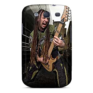 Samsung Galaxy S3 KUP17092InSg Unique Design Attractive Bathory Band Series Scratch Protection Hard Phone Cover -TammyCullen