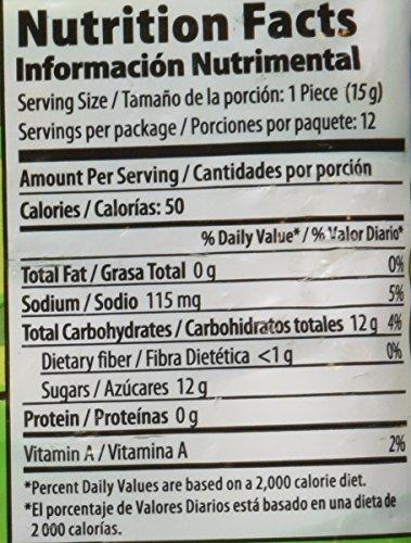 Amazon.com : Mini Pelon Pelo Rico Tamarind Push up Candy, 48-Count : Grocery & Gourmet Food