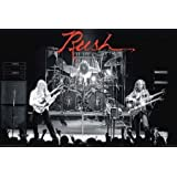 Rush Hemispheres On Stage Rock Music Poster 24 x 36 inches