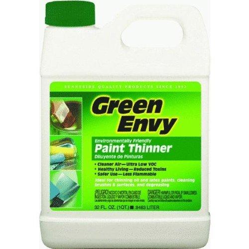 Sunnyside green envy paint thinner