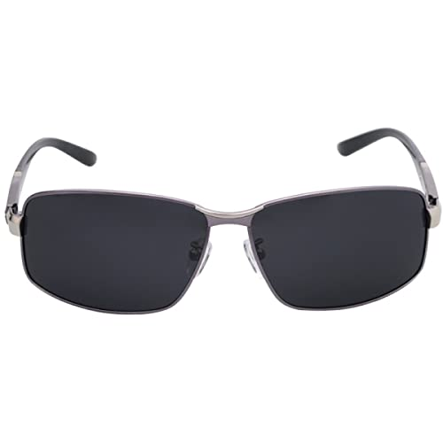 ZPFME Para Hombre Polarizada Gafas De Sol Con Protección UV (UV400) De Alta Calidad Moda Ultra Luz M...