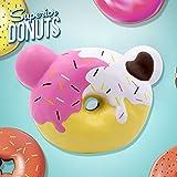 Roadwi Super Squishy Big 4.7inch Jumbo Squishy Simulation Slow Rising Fun Gift Toy